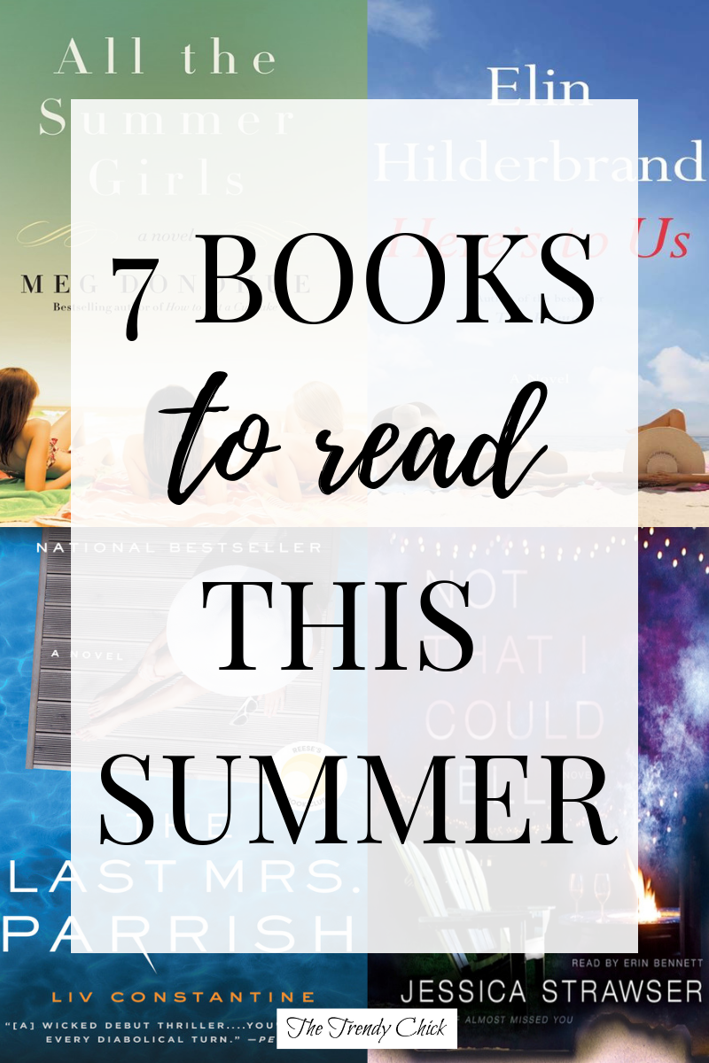 7 Summer Book Recommendations