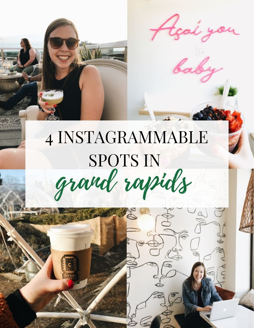 4 Instagrammable Places in Grand Rapids
