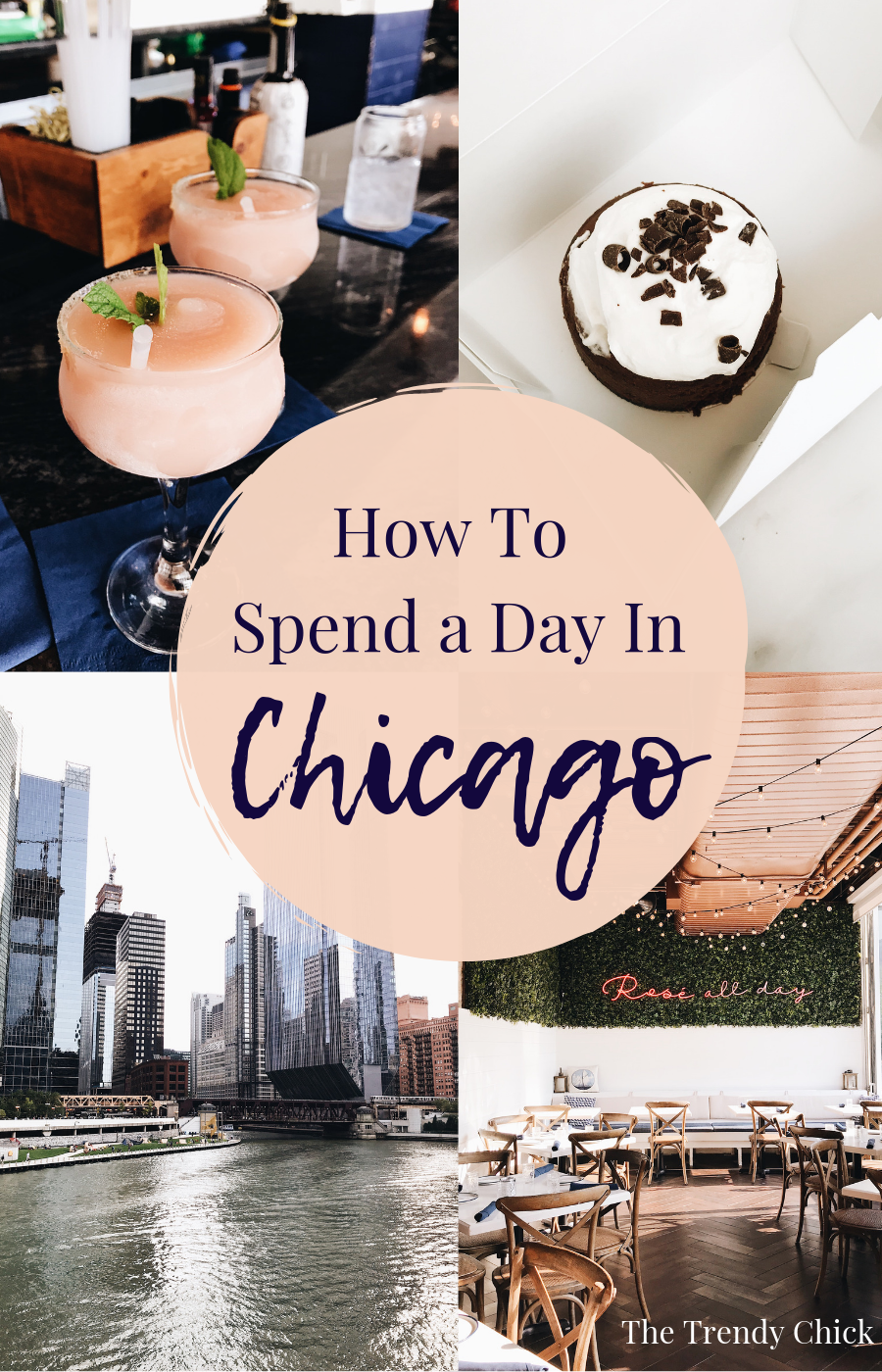 how to spend a day in Chicago