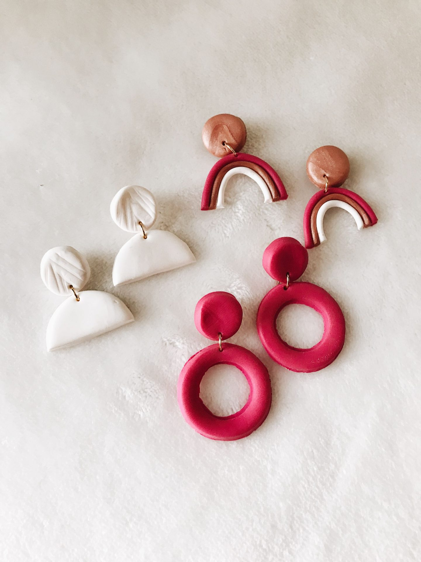 DIY Clay Earrings: Easy and Affordable
