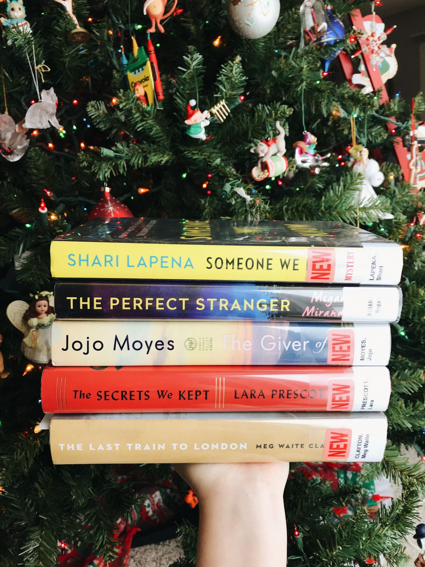 Recently Reading: What I Read In December 2019