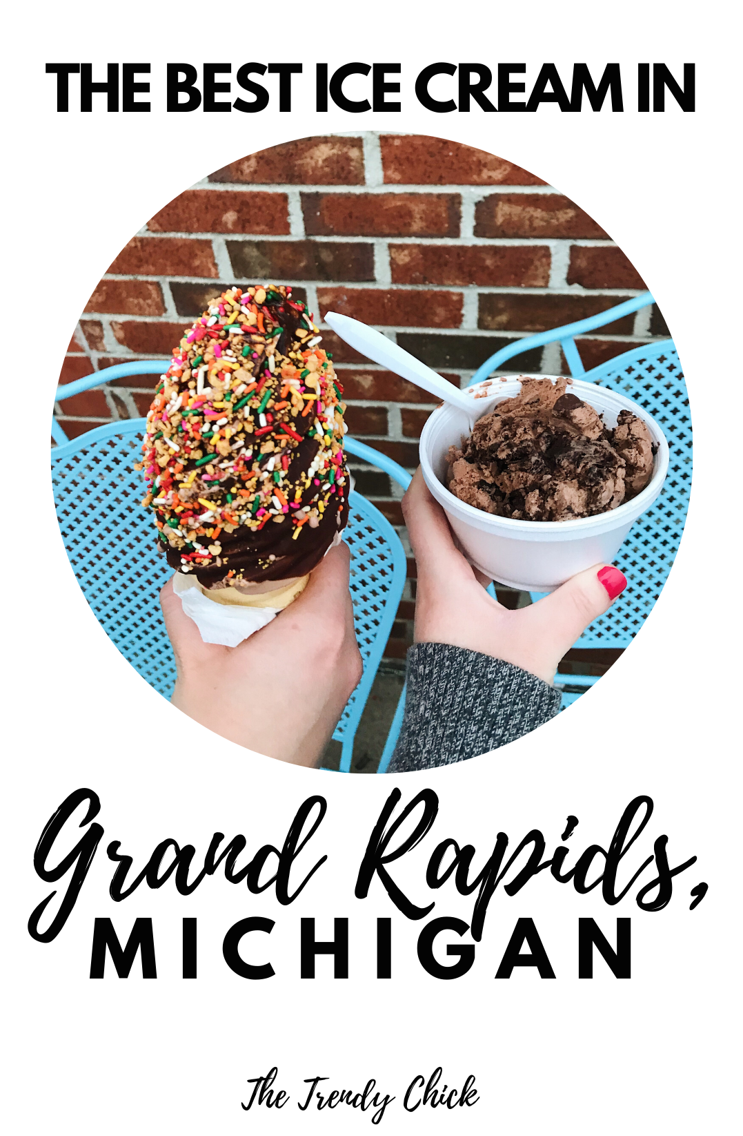 The Best Ice Cream In Grand Rapids, MI