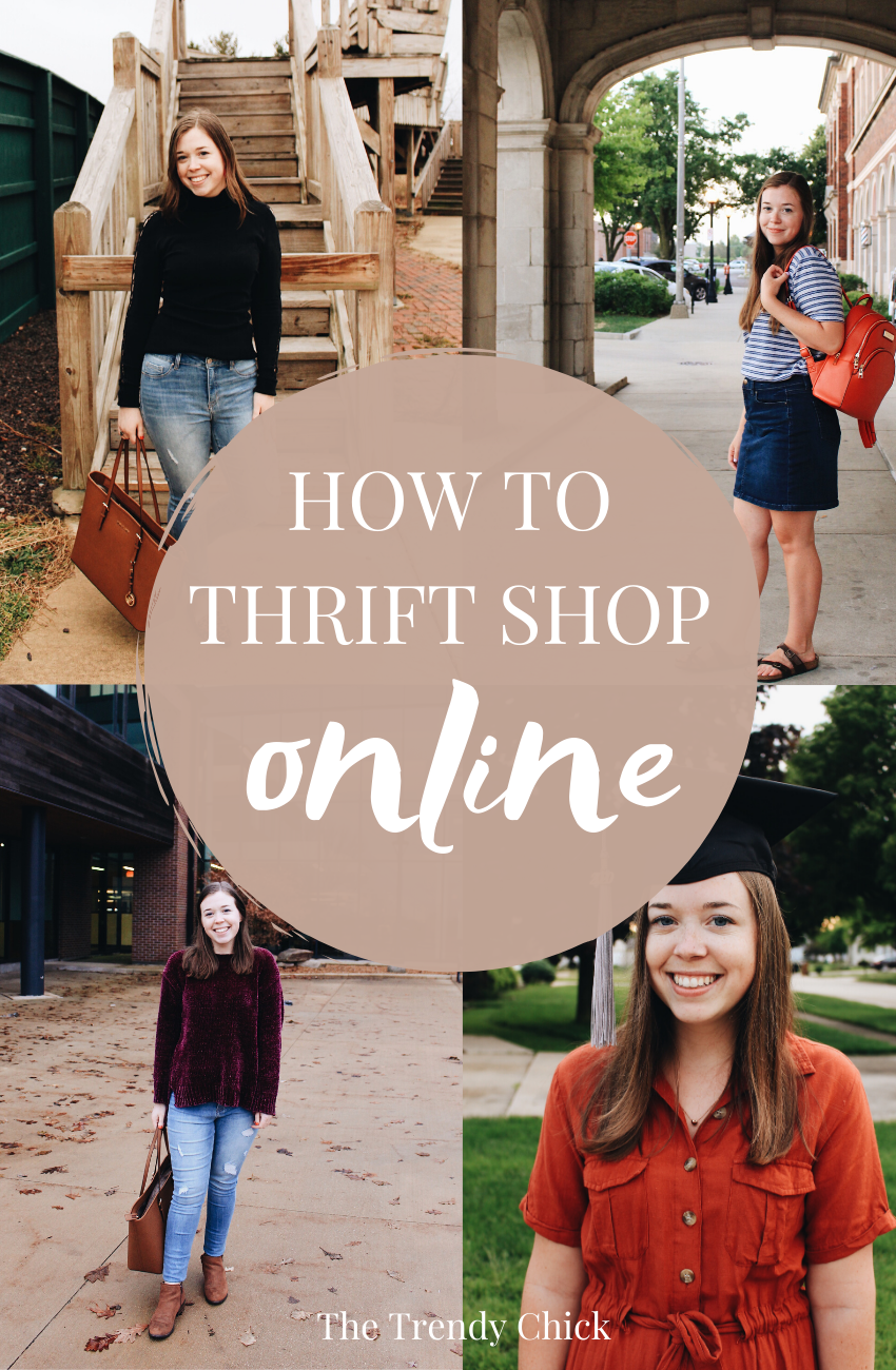 Where To Go Thrifting Online & Tips
