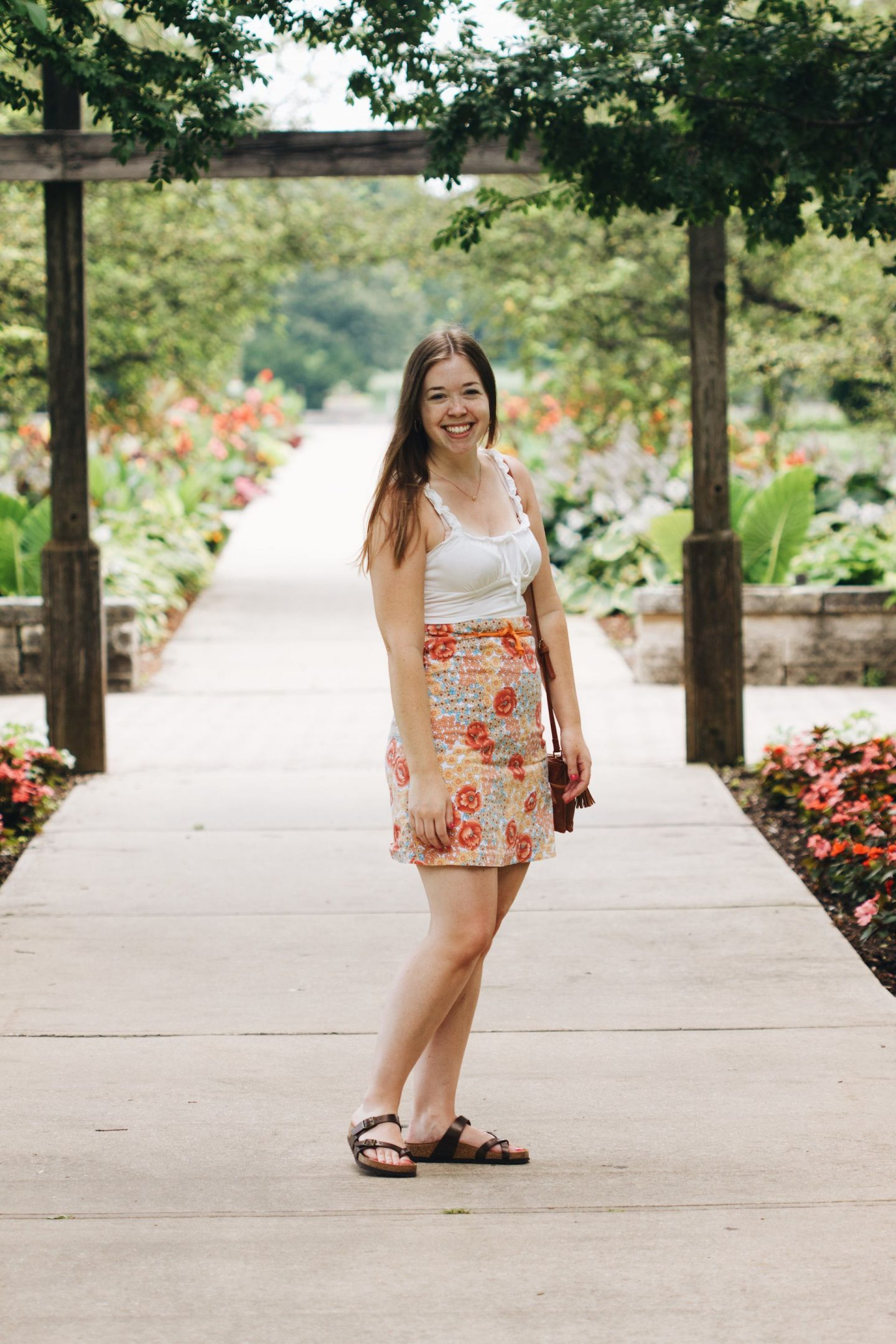 Styling A Retro Floral Pattern